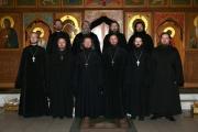 Хор духовенства Петро-Павловского благочиния