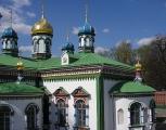 Храм святителя Николая на Рогожском кладбище